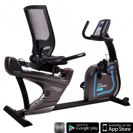 Bicicleta Orizontala inSPORTline inCondi R600