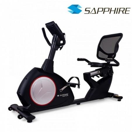 Bicicleta magnetica Recumbent Sapphire Signum