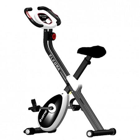 Bicicleta magnetica pliabila Actuell 70599BK