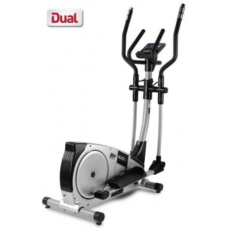 Bicicleta eliptica BH Fitness NLS18 Dual